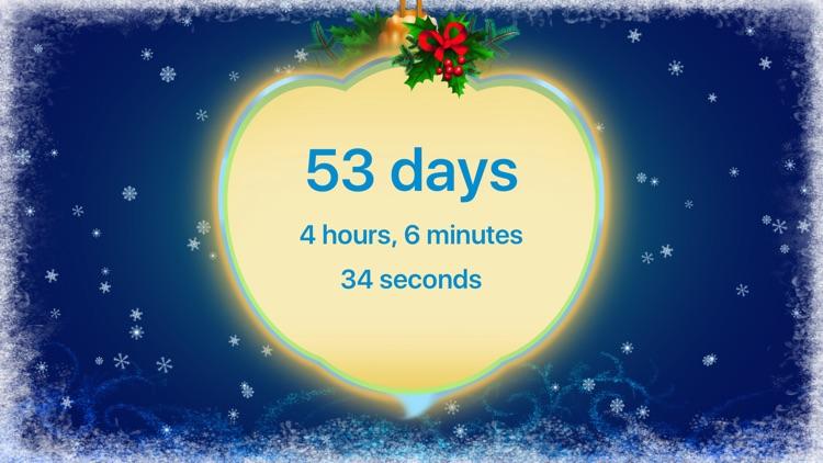 Christmas Countdown!!