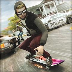 Skate Surfers Sports Jeu de Courses