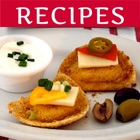 Appetizer Recipes+ icon