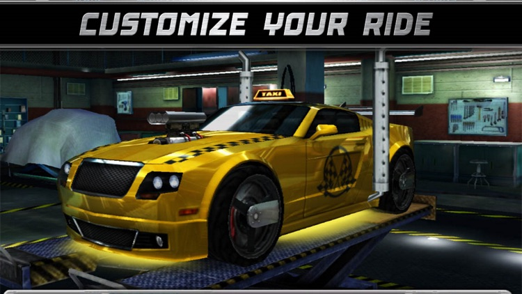 Rogue Racing: PinkSlip screenshot-3