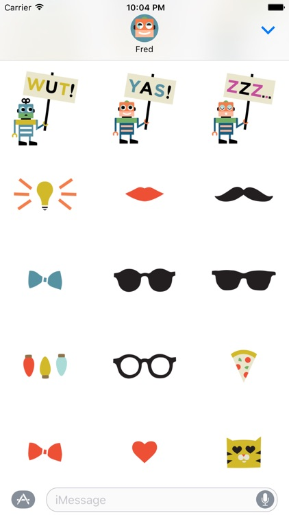 Fossil Stickers screenshot-4