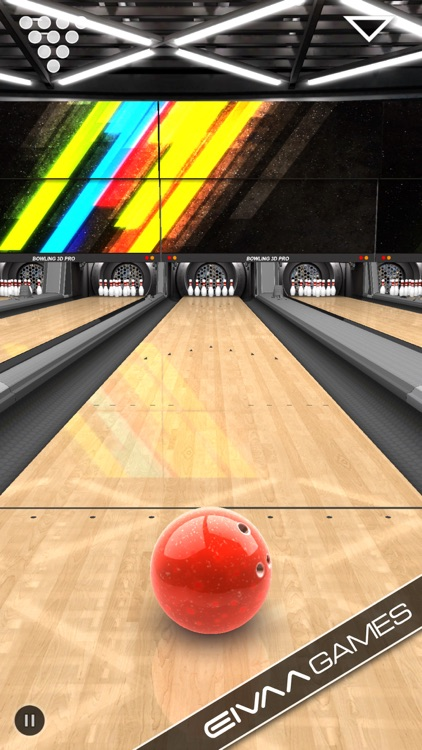 Bowling 3D Pro Plus screenshot-3
