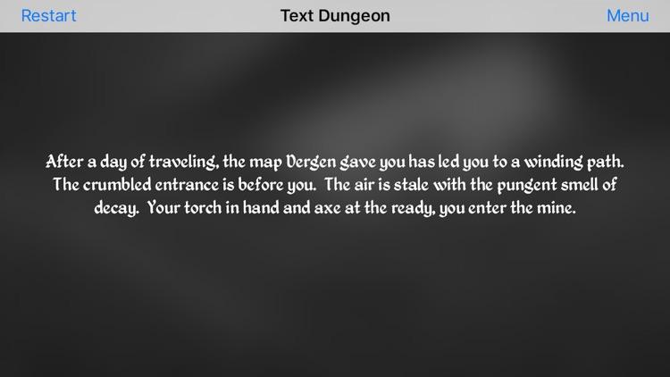 Text Dungeon