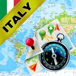Italy, Venice, Vatican - Offline Map & GPS Navigator