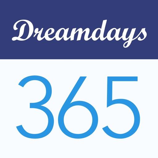 Dreamdays 無料: その大事な日までカウントダウン