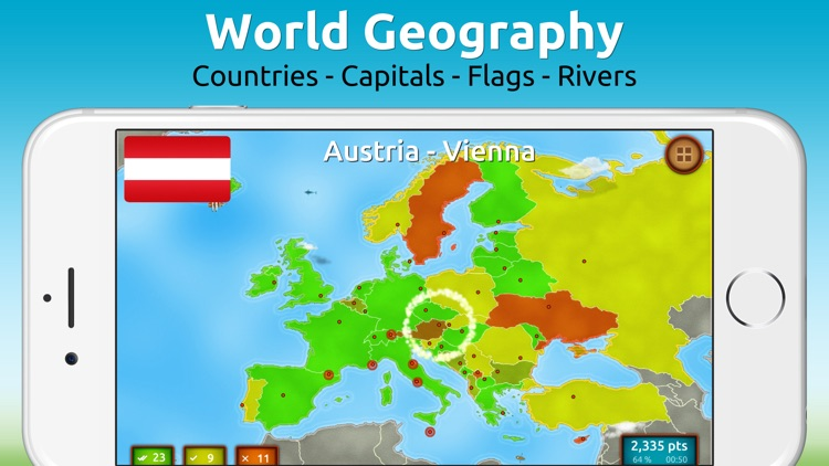 GeoExpert HD Lite - World Geography