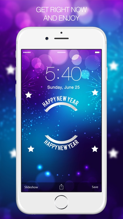 Happy New Year – New Year Images & Wallpapers HD screenshot-4