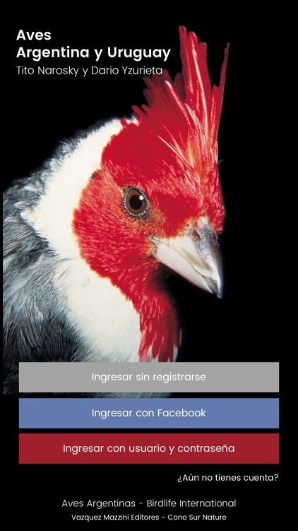 Birds of Argentina and Uruguay