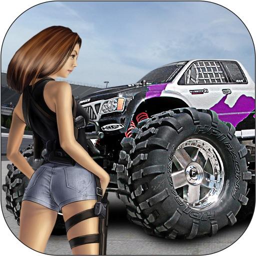 Monster Truck Race - 3D