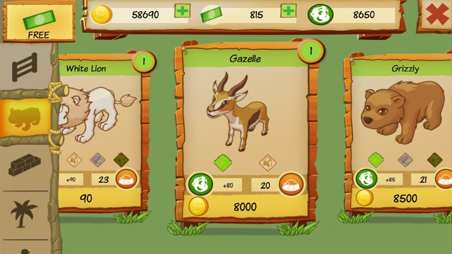 Animal Park Tycoon Deluxe on the App Store