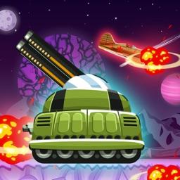 Top Tank War: Galaxy Fighter