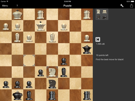 Shredder Chess for iPadのおすすめ画像2