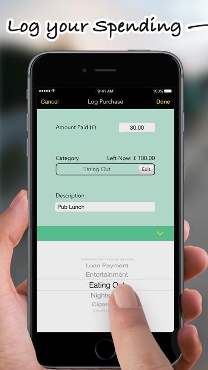 Budgets Pro - Expense Tracker screenshot-2