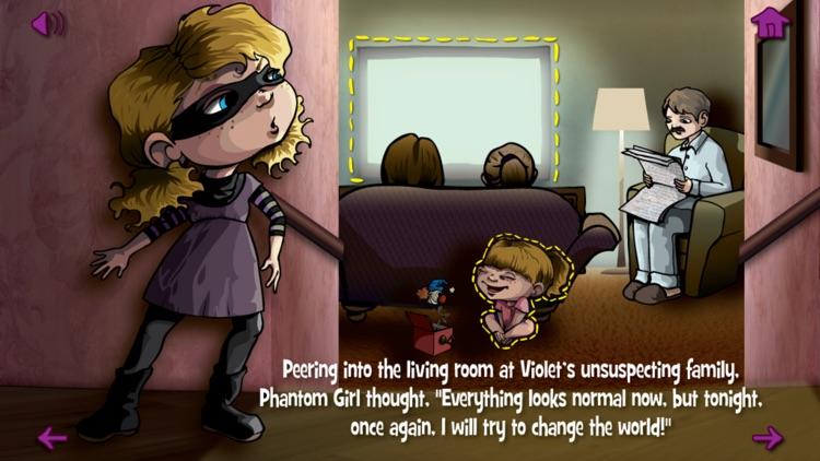 Violet – Interactive Children's Storybook screenshot-4