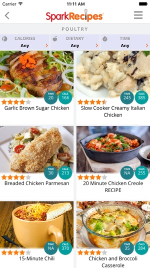 Healthy recipes sparkrecipes on the app store healthy recipes sparkrecipes on the app store forumfinder Gallery
