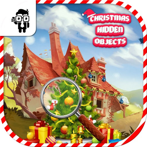 New Christmas Hidden Objects