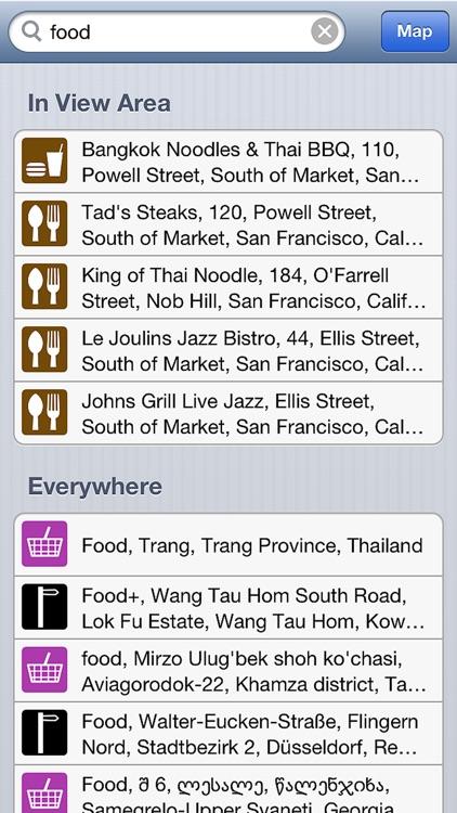 Offline Map & GPS Navigator screenshot-3