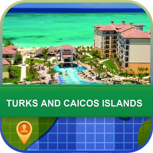 Turks and Caicos Islands Map - World Offline Maps