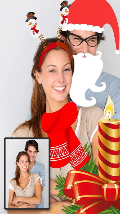 Snap Christmas Funny Face Filters & Lenses - Pro screenshot-3