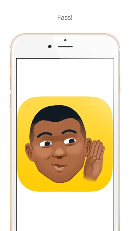 Jamoji - Jamaica's OFFICIAL Emoji Keyboard screenshot-3
