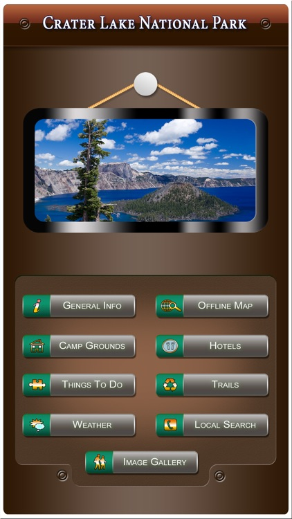 Crater Lake National Park screenshot-0