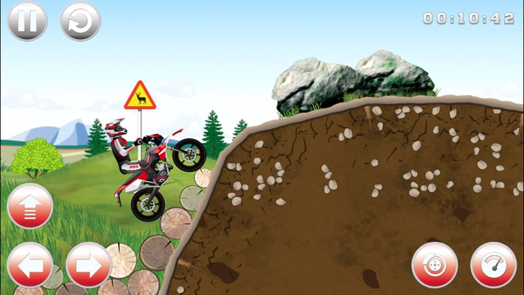 Dirtbike games - motorcycle games for free screenshot-4