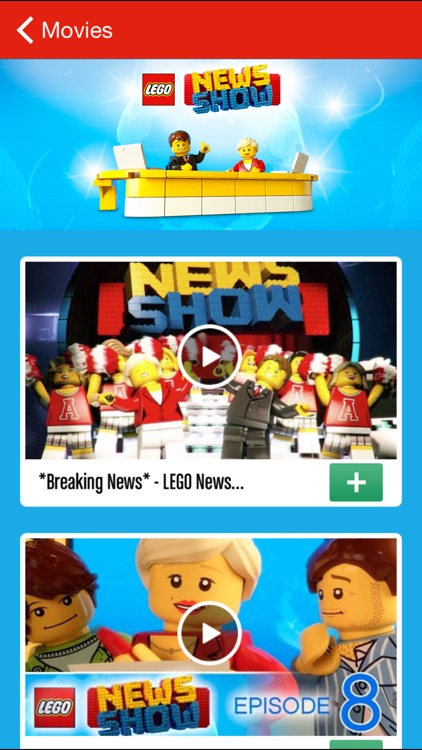 LEGO® TV screenshot-1