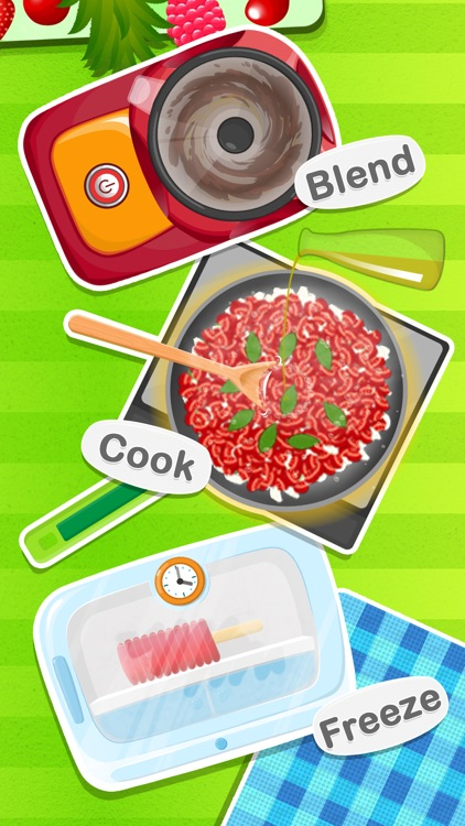 Cooking Games Kids - Jr Chef