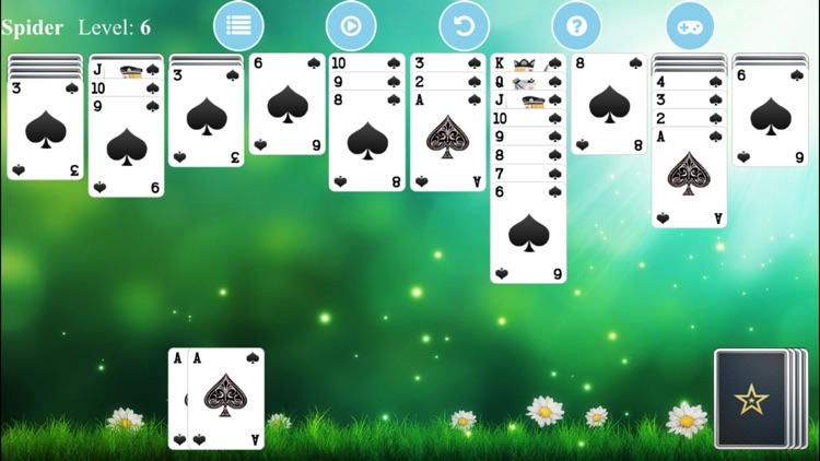 Spider Solitaire - Card Game screenshot-4