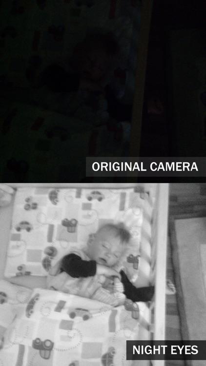 Night Eyes FREE - Low Light Camera