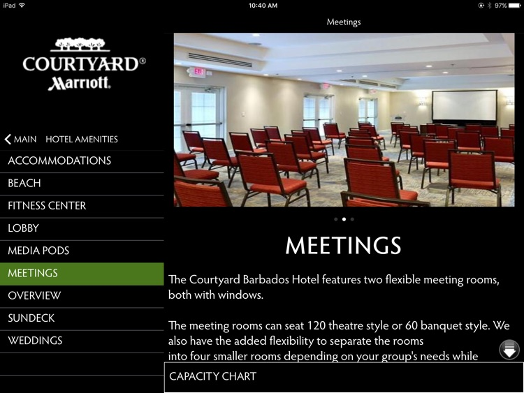 Courtyard by Marriott - Bridgetown, Barbados screenshot-4
