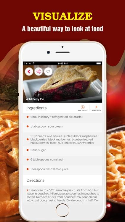 Yummy Pie Recipes Pro ~ Best of pie recipes
