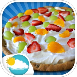 Fruit Pizza Maker Kids - Cooking Game