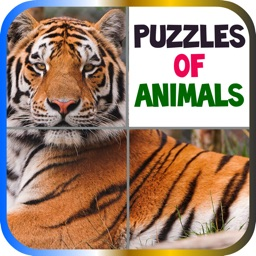 Puzzles of Animals Free
