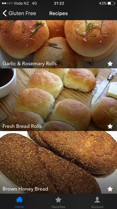 Gluten Free Bread Recipes review screenshots