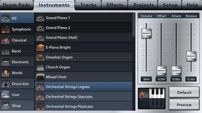 Music Studio review screenshots