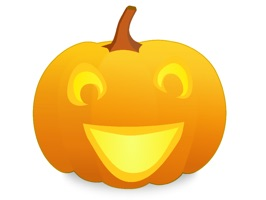 The Jack O'lantern is something that everyone knows is associated with Halloween and we just love this collection of Halloween Jack O'lantern stickers