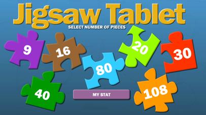 Jigsaw Tablet - fun puzzles Скриншоты3
