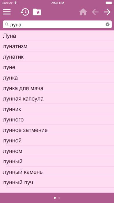 日本語 - ロシア語辞書のおすすめ画像3