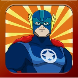 Superhero Captain Assemble– Dress Up Game for Free