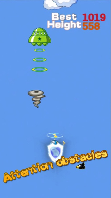 Tap Copter - never stop flying screenshot-3