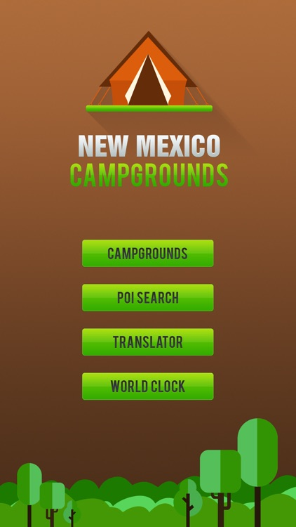 New Mexico Camping and RV Parks screenshot-1