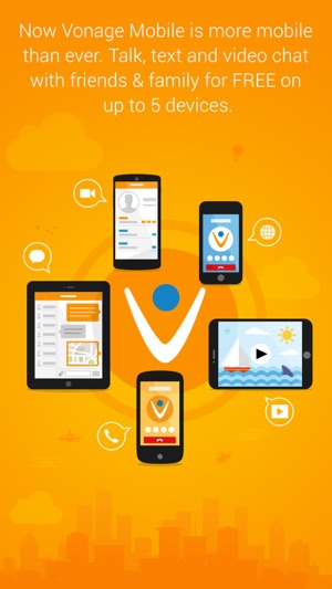 Vonage Mobile – Voice, Text, and Video on the App Store