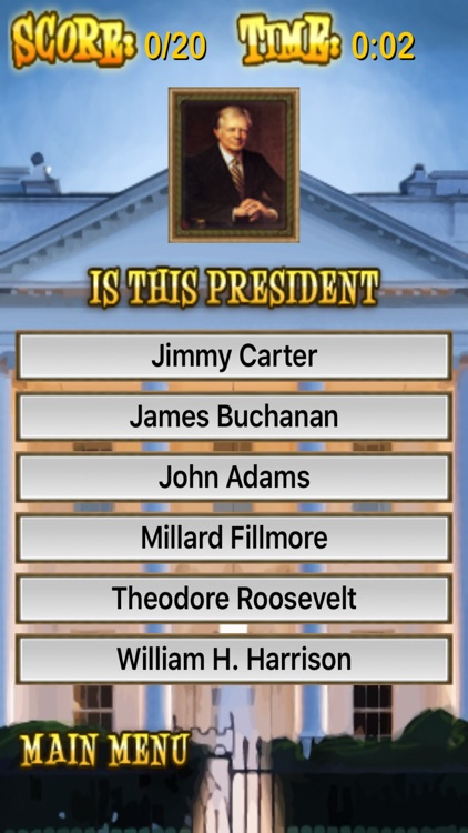 US Presidents (Match'Em Up™ History and Geography) screenshot-3