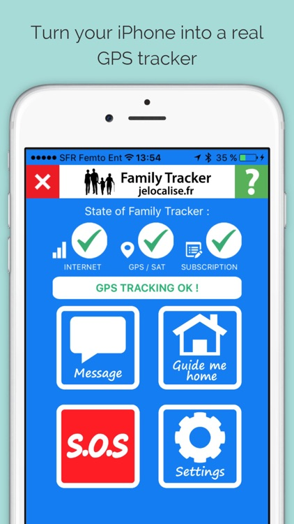 Family Tracker by jelocalise screenshot-0