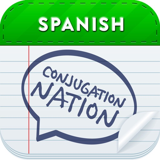 Conjugation Nation Spanish
