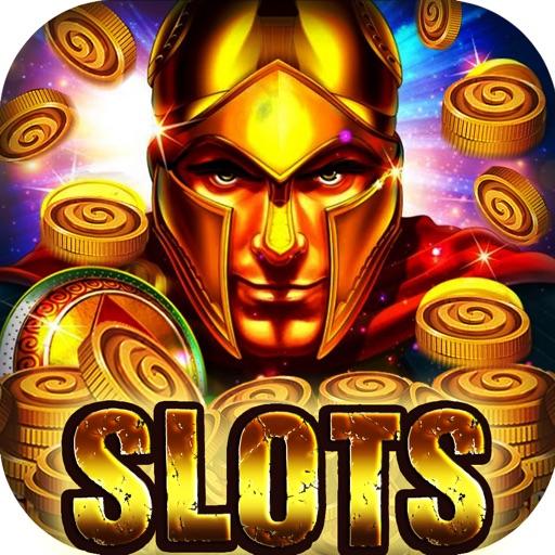 Sparta Slots Of War Casino Play Vegas Slot Machine By Flamethrower