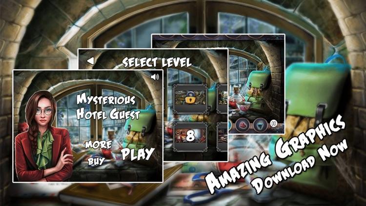 Mysterious Hotel Guest screenshot-3
