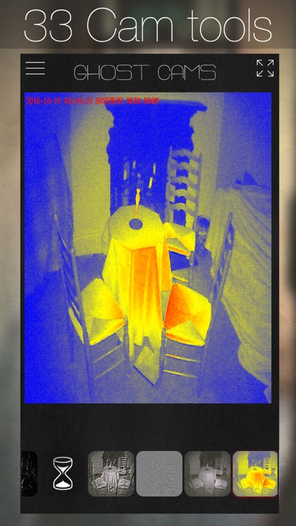 Ghost Cams: Live Paranormal Activity CCTV by Andy Edwards