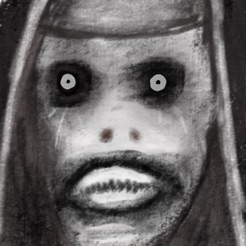 scary nun on the app store